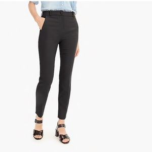Jcrew high rise pants